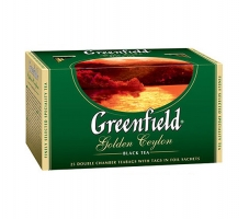 Чай черный Greenfield Golden Ceylon