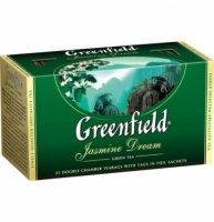 Чай зеленый Greenfield Jasmin Dream