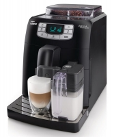 Кофеварка Philips-Saeco Intelia One Touch Cappuccino Black