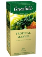 Чай зеленый Greenfield Tropical Marvel