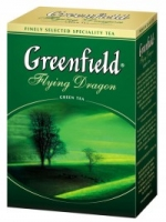 Чай листовой Greenfield Flying Dragon