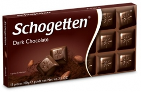 Шоколад Schogetten  Dark Chocolate
