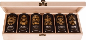 Подарочный набор Paradise EXOTIC COFFEE COLLECTION