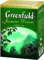 Чай листовой Greenfield  Jasmine Dream