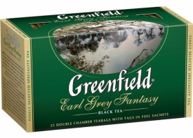 Чай Greenfield Earl Grey Fantasy